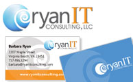 RyanIT Logo | Business Card