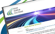 Study Startup Solutions Website