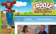 Froose e-commerce Website